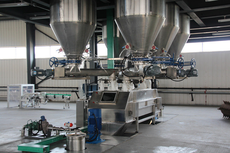 Liquid fertilizer equipment