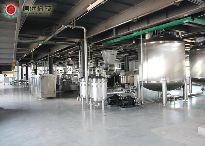fertilizer production line equipment customized