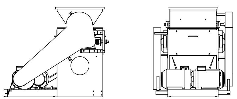 stainless steel urea grinding pulverizer
