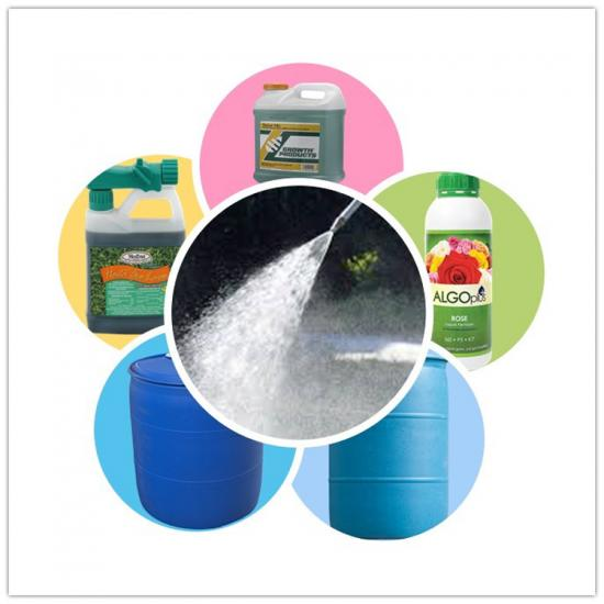 20L organic liquid fertilizer filling line