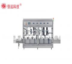 liquid fertilizer filling machine