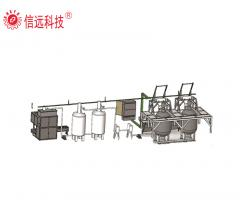 liquid fertilizer filling line