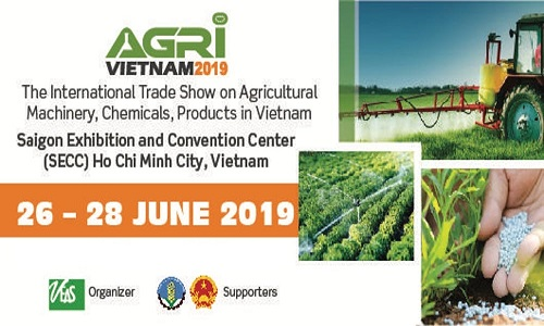 Xinyuan (sinranpack) will attend Agri Vietnam 2019 Exhibition